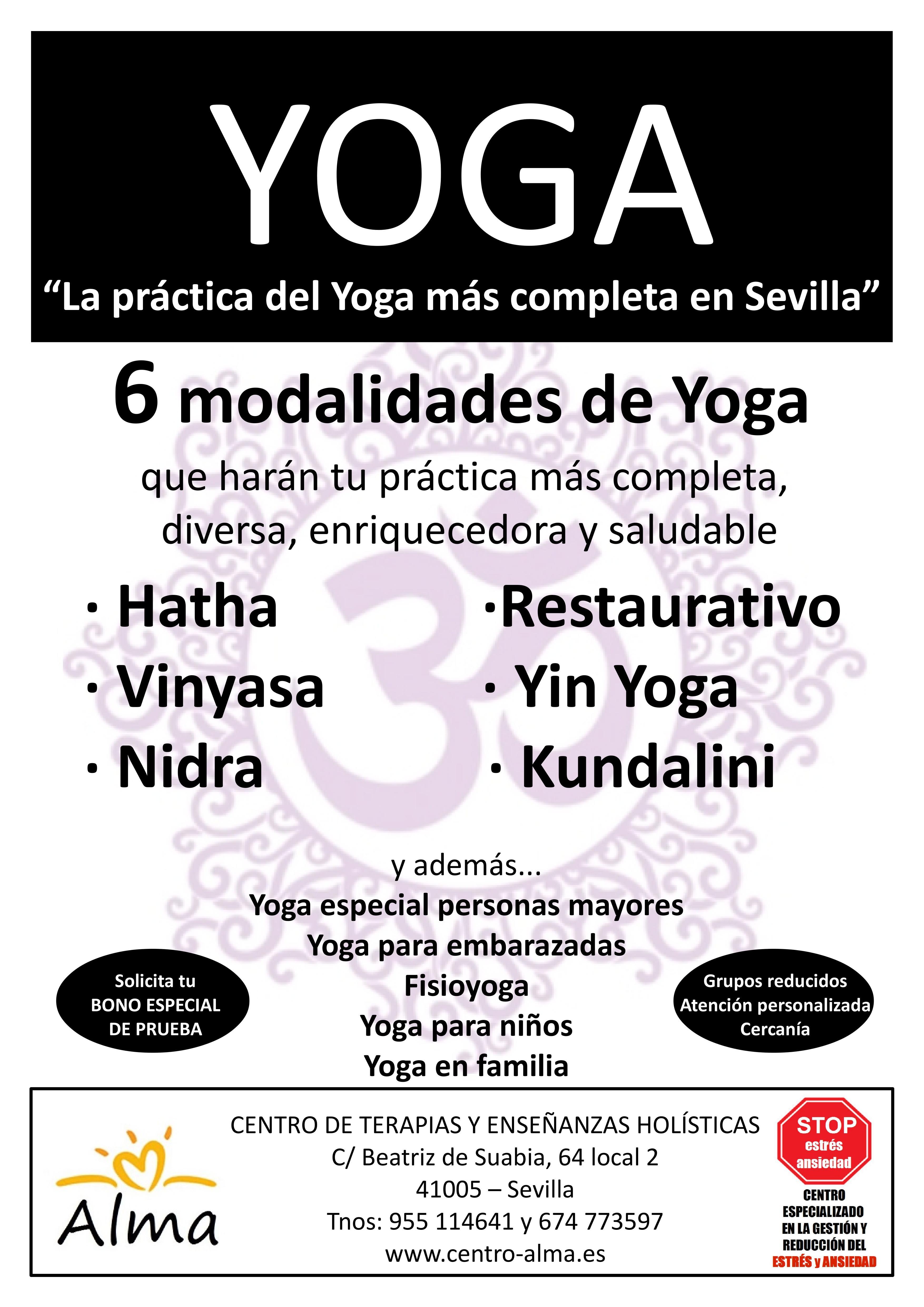 poster yoga