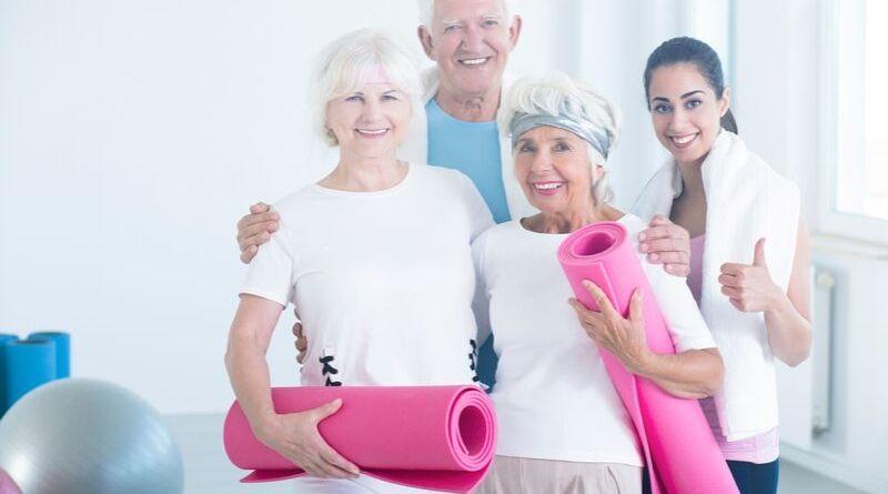 yoga especial para personas mayores