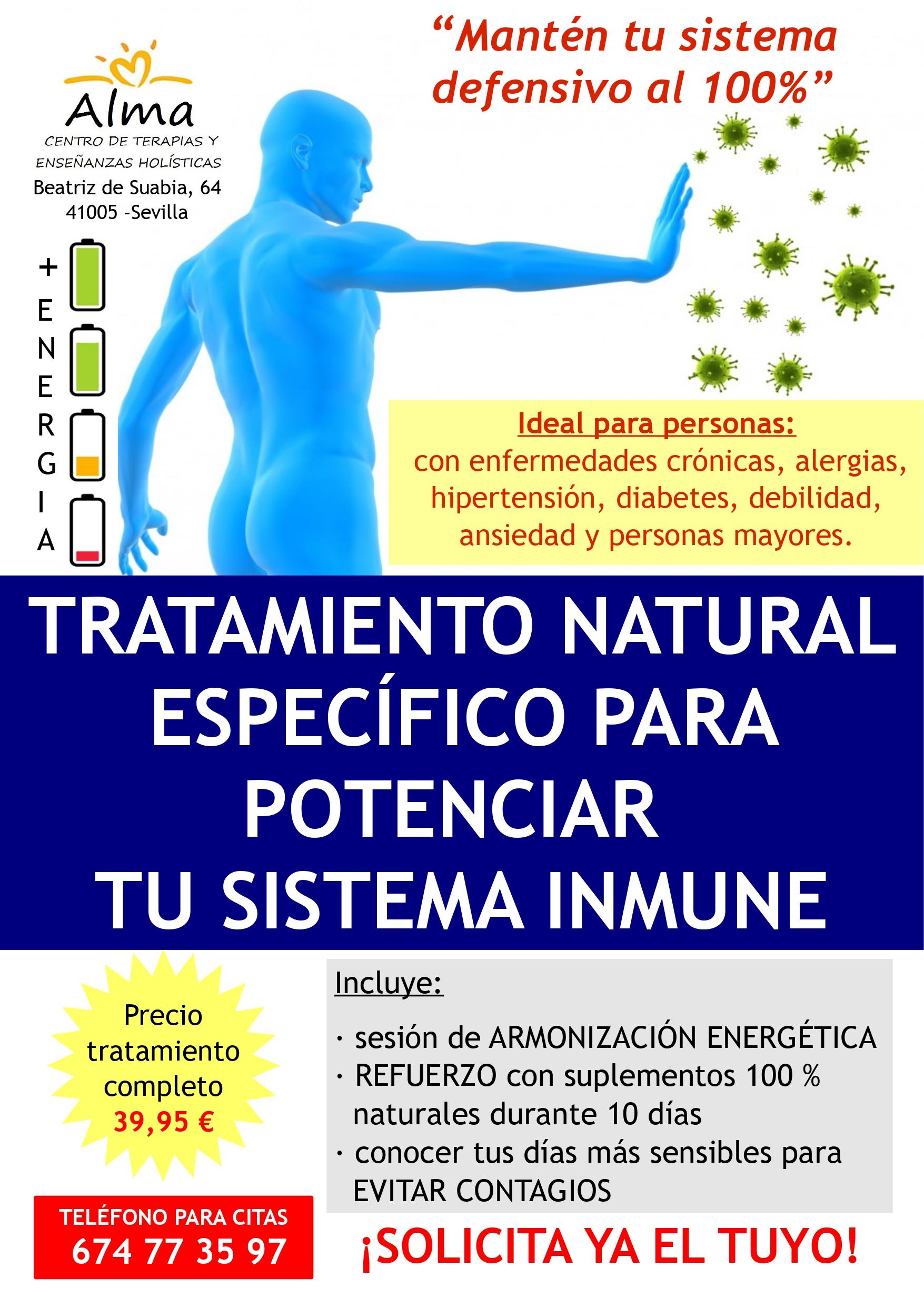 poster sistema inmune