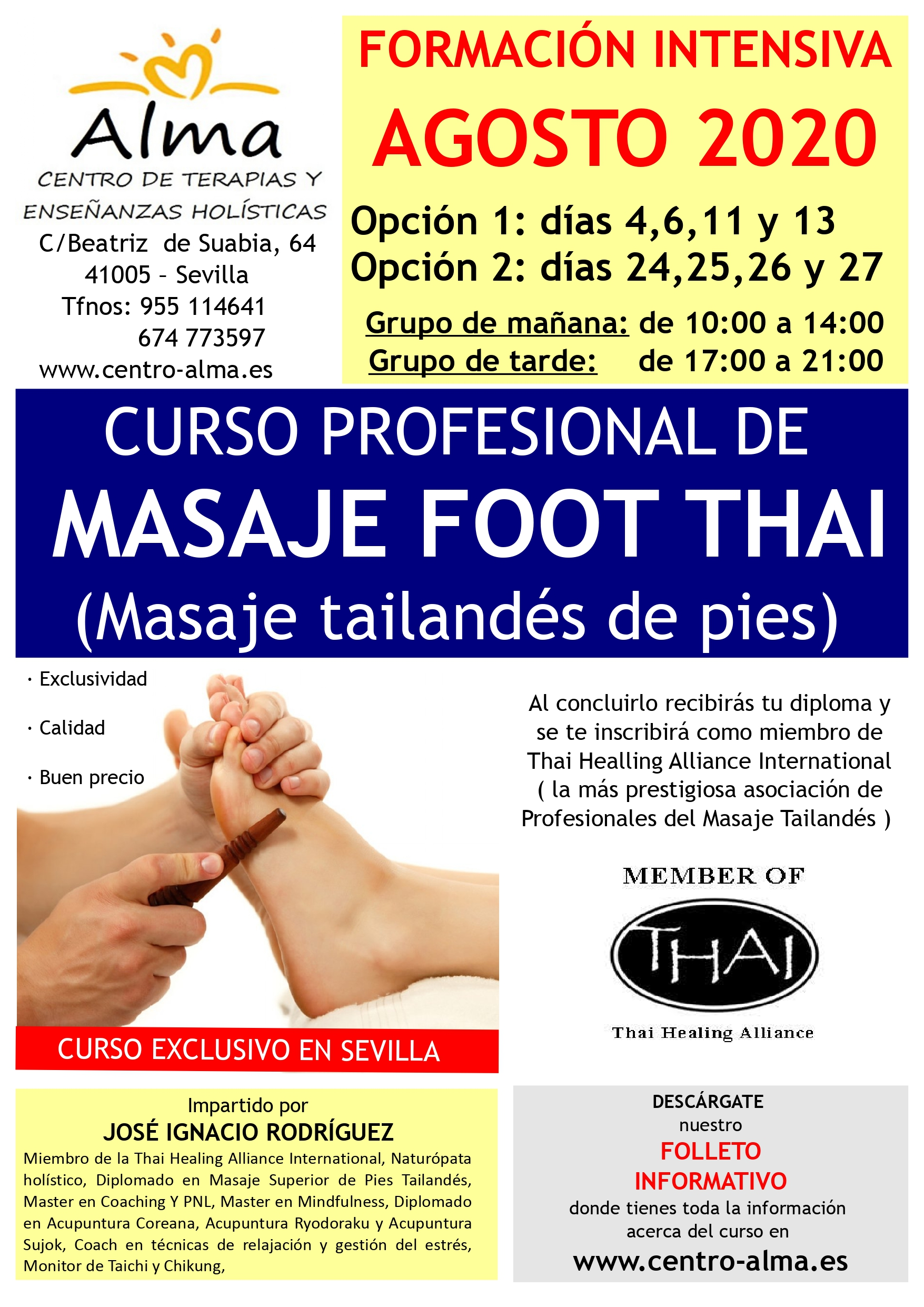 poster foot thai agosto 2020